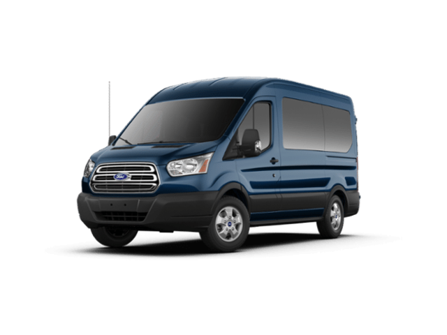 2019 Ford Transit-150 XLT Wagon Medium Roof Passenger Van